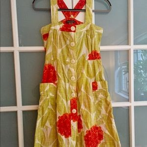 Orla Kiely sun dress